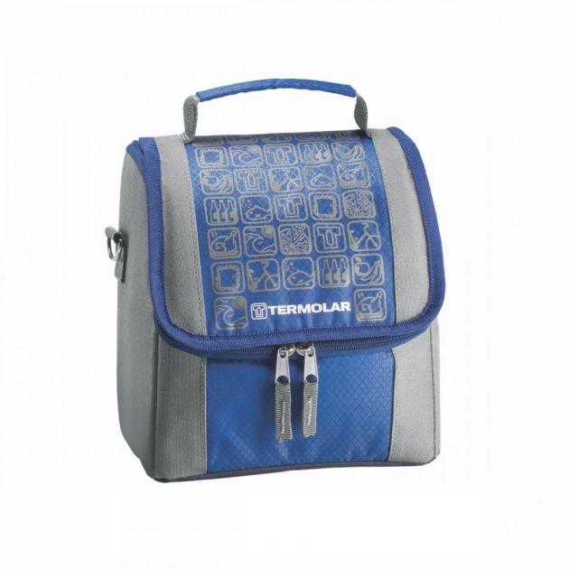 Bolsa Termica Termobag 5L Azul Termolar
