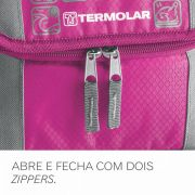 Bolsa Termica Termobag 5L Rosa Termolar