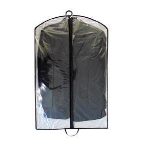 Capa Protetora De Plastico Para Roupa 60 X 90Cm